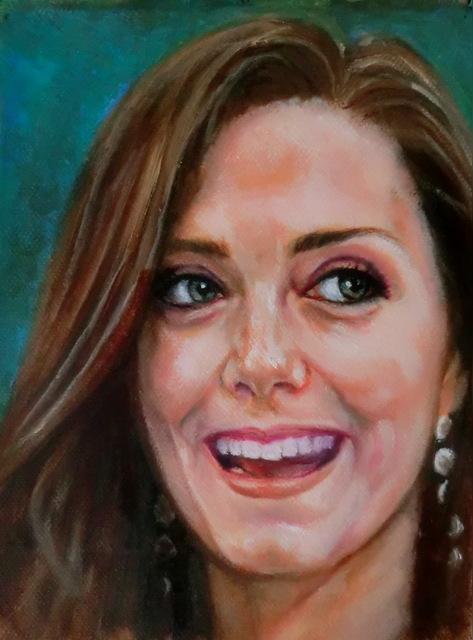 Kate Middleton by hidemitada